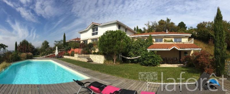 Deluxe sale house / villa La cote saint andre 865000€ - Picture 2
