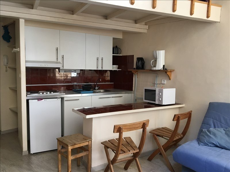 Rental apartment Aix en provence 583€ CC - Picture 1