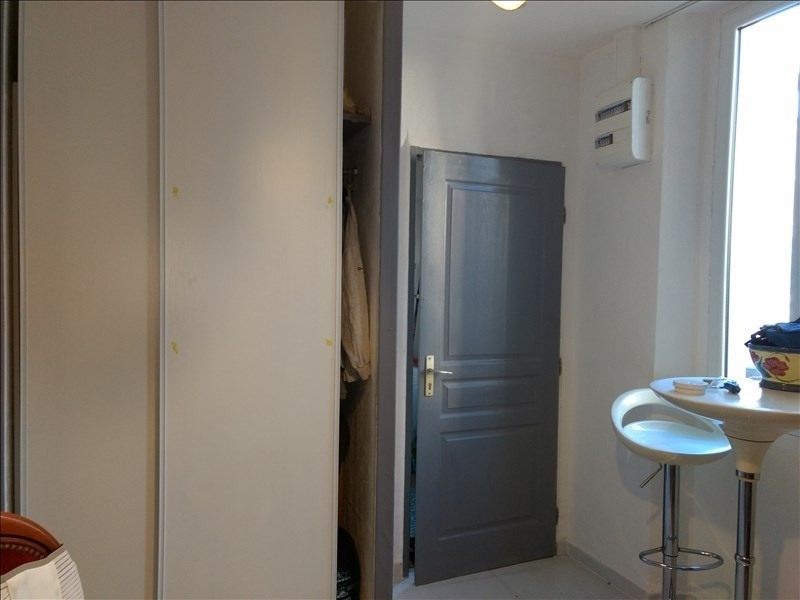Locação apartamento Le golfe juan 500€ CC - Fotografia 7