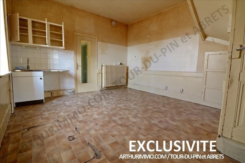 Sale house / villa La tour-du-pin 89000€ - Picture 1