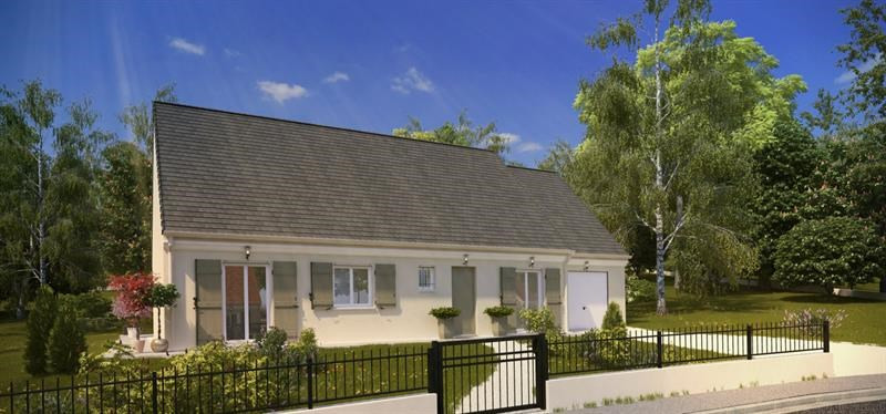 """Modèle de maison  """"Sagesse 3.093 CA"""" à partir de 4 pièces Val-de-Marne par A&A CONSEIL"""