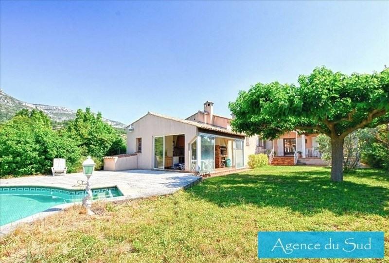 Vente de prestige maison / villa Roquevaire 695000€ - Photo 2