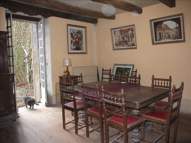 Vendita casa Fontaine francaise 139000€ - Fotografia 5