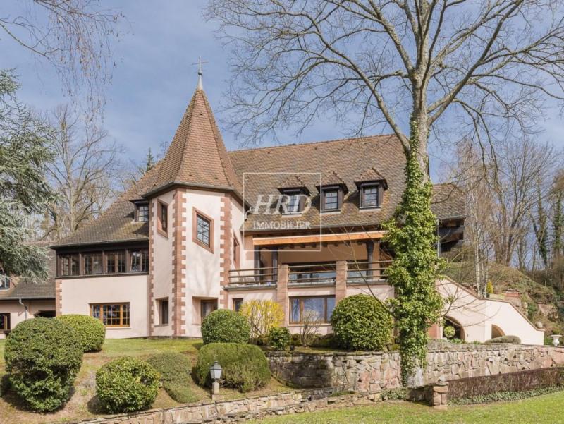 Vente de prestige maison / villa Molsheim 1480000€ - Photo 2