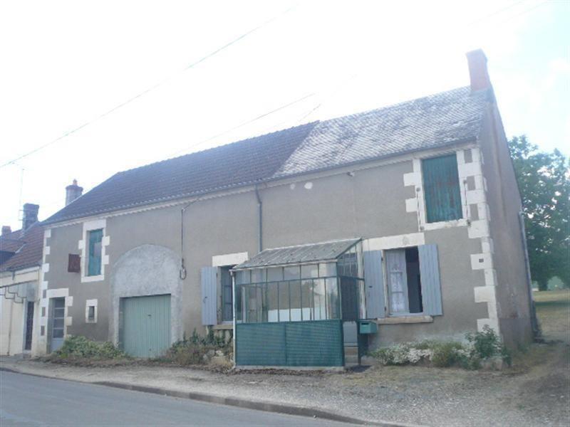 Vente maison / villa Sancerre 55000€ - Photo 1