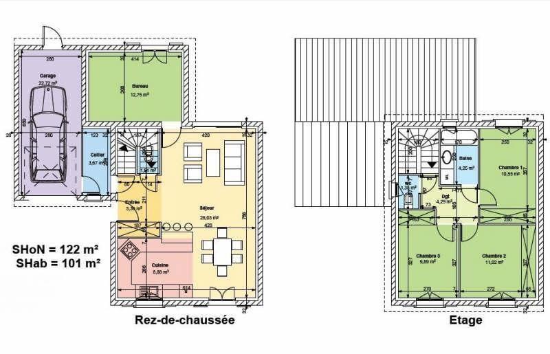 Продажa дом Pollionnay 269000€ - Фото 3