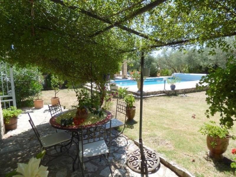 Immobile residenziali di prestigio casa Goudargues 579000€ - Fotografia 9