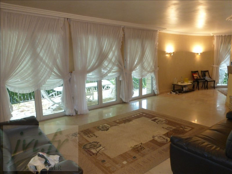 Vente maison / villa Montmorency 892500€ - Photo 5
