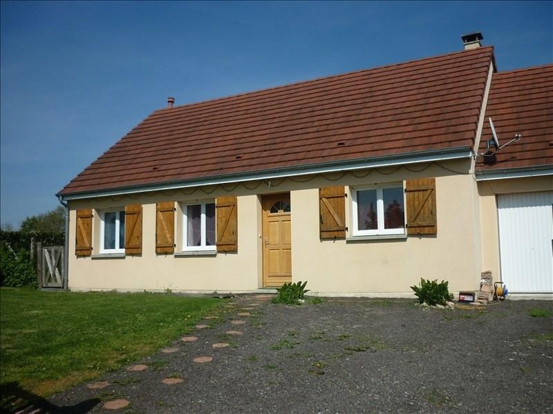 Vente maison / villa Mortagne au perche 137000€ - Photo 6