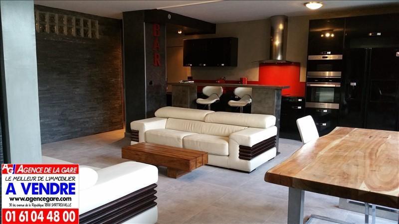 Vente appartement Sartrouville 250000€ - Photo 1