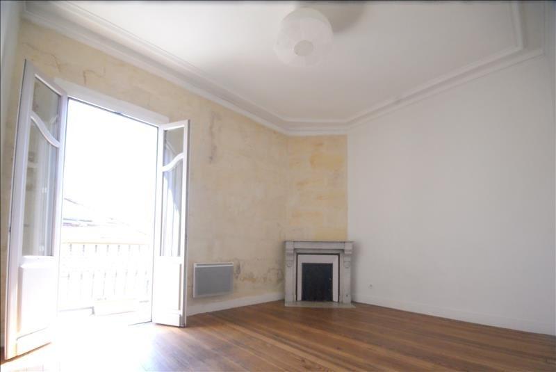 Vente appartement Bordeaux 514000€ - Photo 1