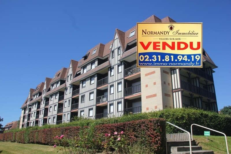 Sale apartment Villers sur mer 98500€ - Picture 1