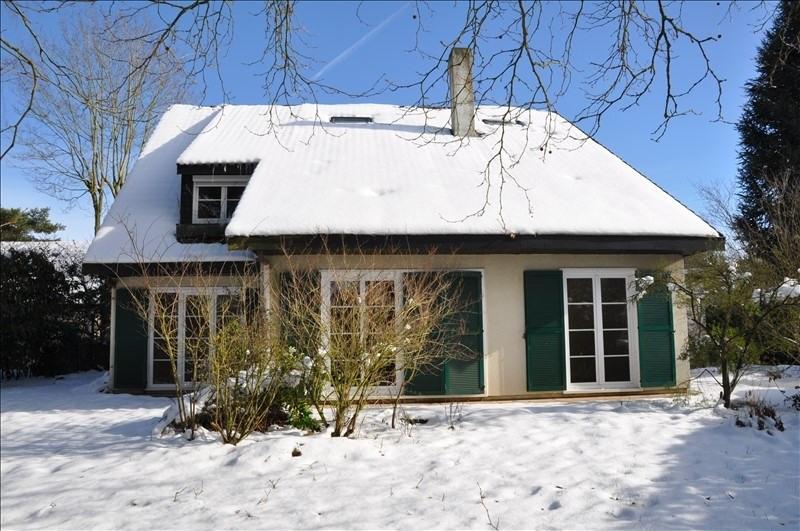 Sale house / villa St nom la breteche 759000€ - Picture 1