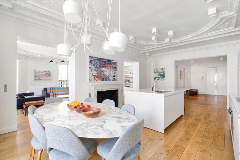 Vente de prestige appartement Paris 8ème 3690000€ - Photo 6