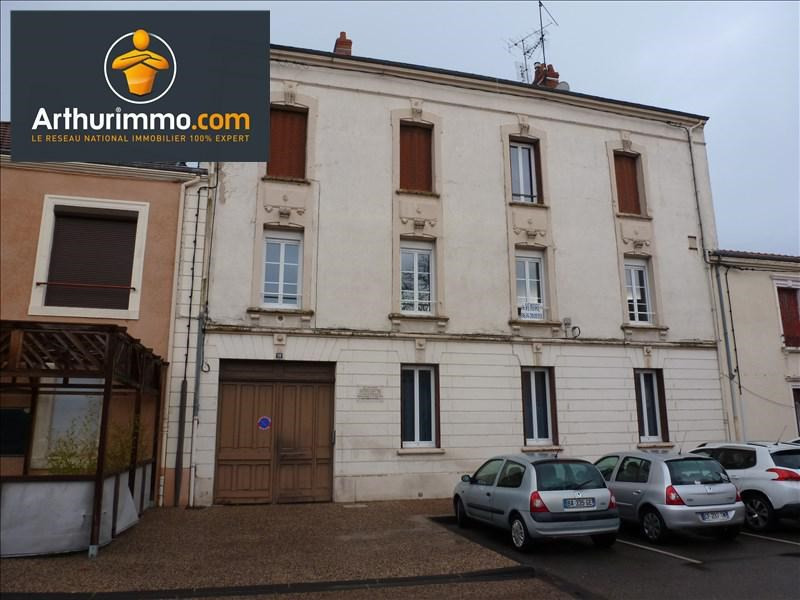 Vente appartement Roanne 124000€ - Photo 1