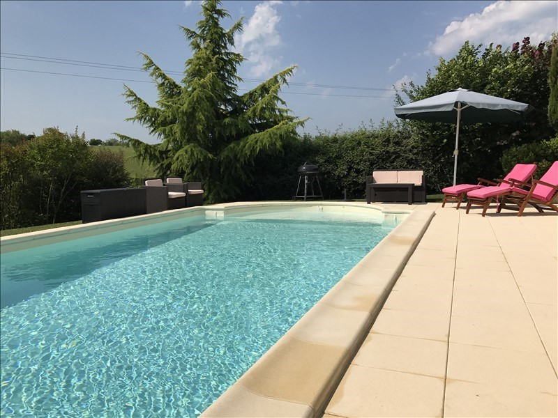 Vente maison / villa Cladech 328600€ - Photo 7
