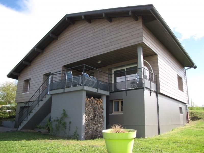 Venta  casa Vallieres 415000€ - Fotografía 1