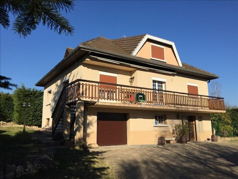 Vente maison / villa L'isle d'abeau 390000€ - Photo 1