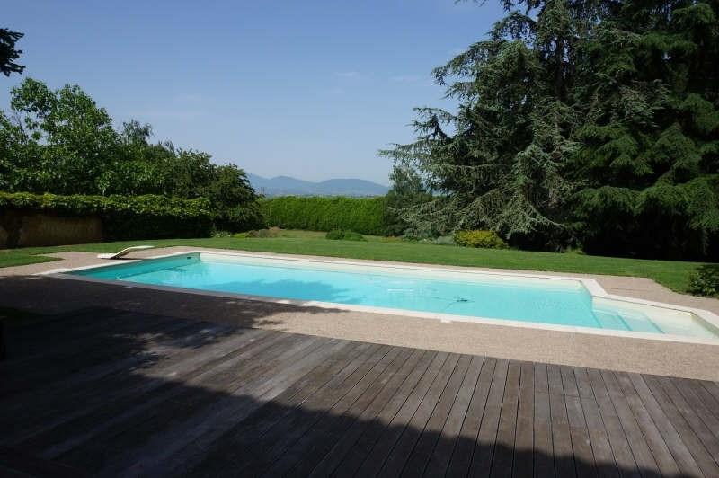 Venta de prestigio  casa Vienne sud 890000€ - Fotografía 2