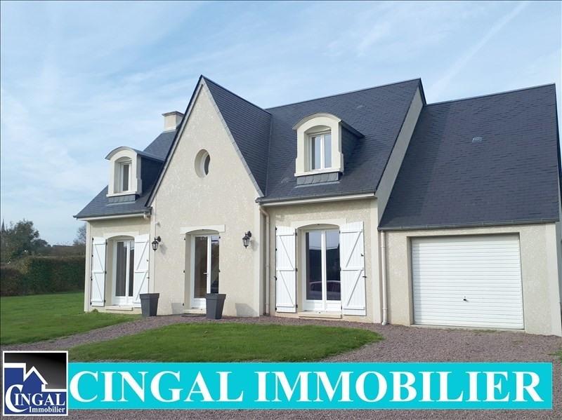 Sale house / villa Villers bocage 222000€ - Picture 1