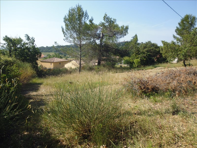 Vente terrain Pierrevert 129 320€ - Photo 1