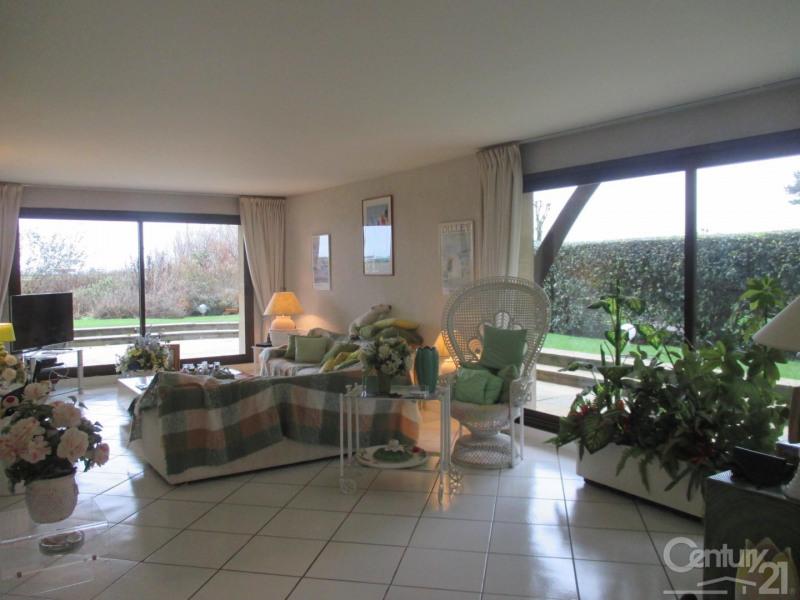 Verkauf von luxusobjekt wohnung Tourgeville 1055000€ - Fotografie 3