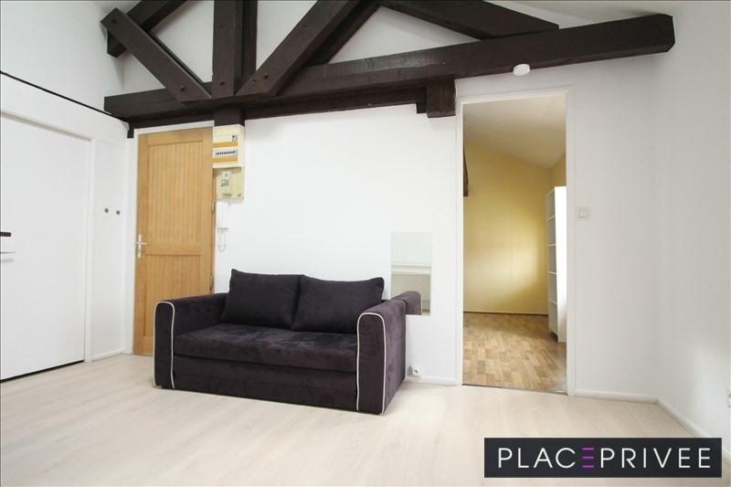 Rental apartment Nancy 490€ CC - Picture 2