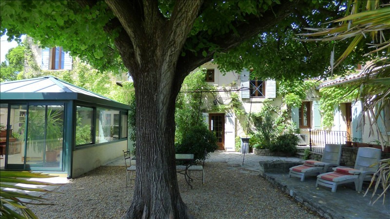 Deluxe sale house / villa Carpentras 483 000€ - Picture 5