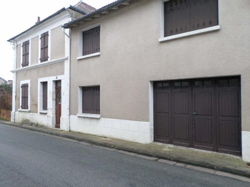 Vente maison / villa Antigny 57250€ - Photo 1