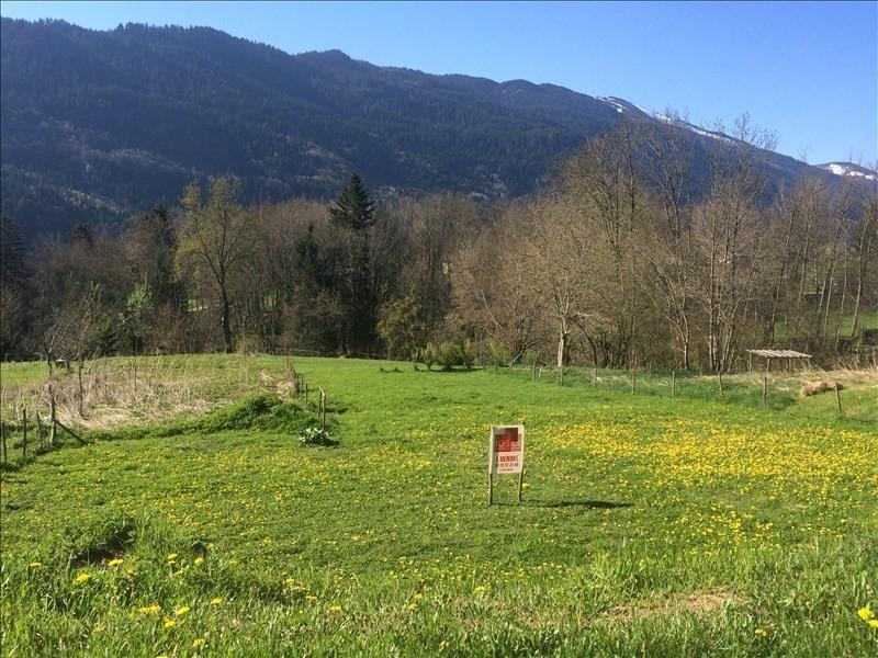 Vendita terreno Le pontet 55000€ - Fotografia 2
