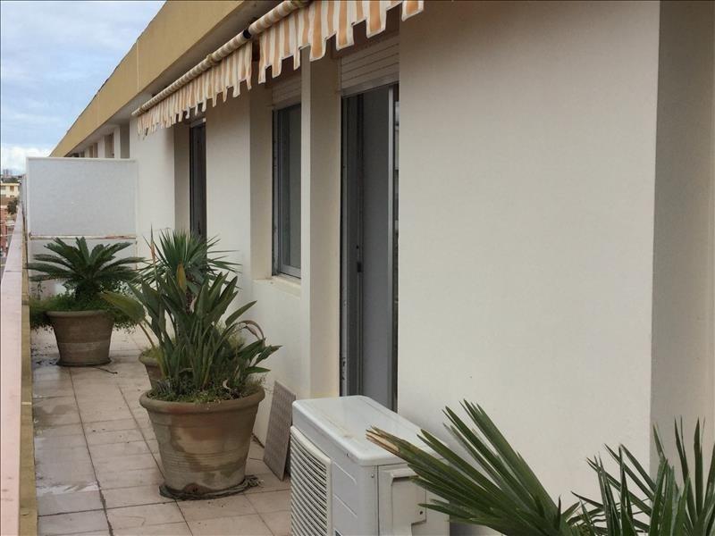 Vente appartement Le golfe juan 305000€ - Photo 5