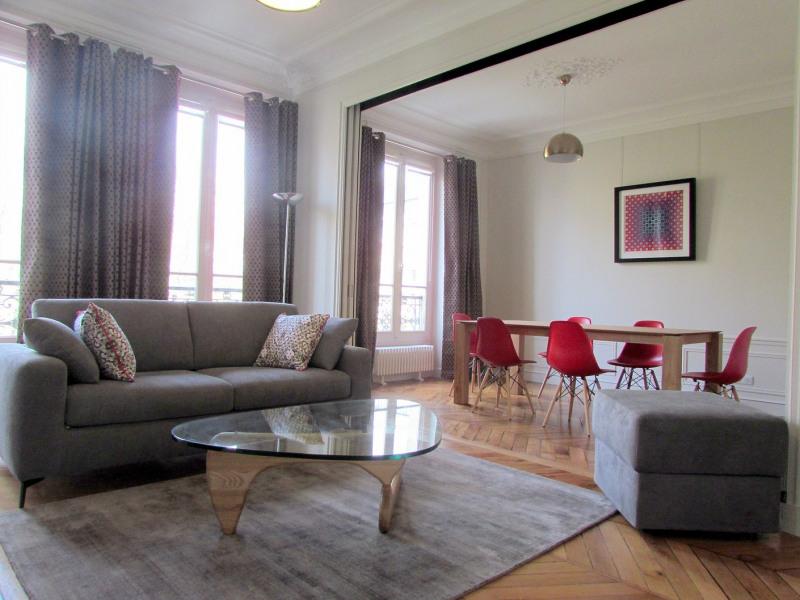 Rental apartment Paris 8ème 3230€ CC - Picture 1