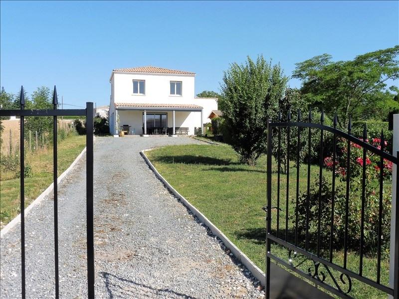 Sale house / villa Vaux sur mer 285000€ - Picture 1