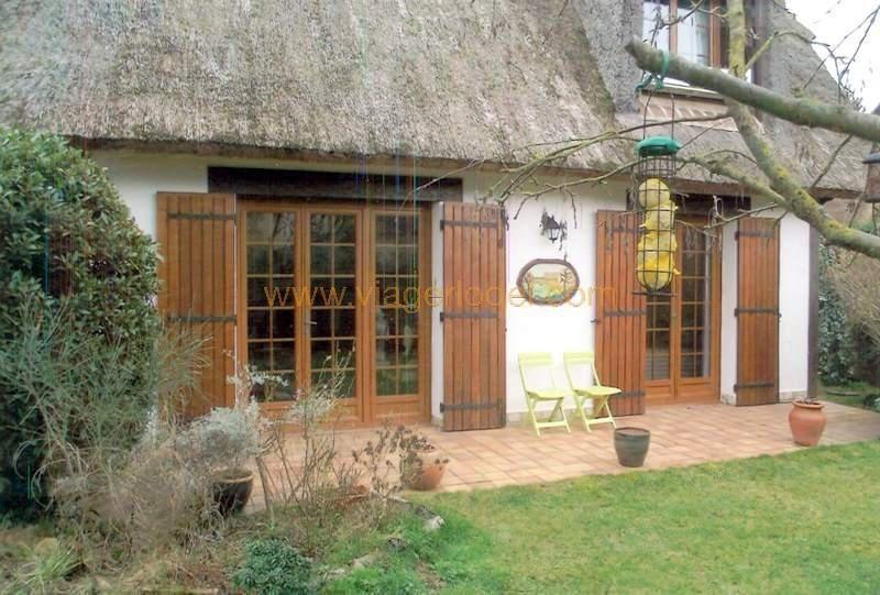 Vendita nell' vitalizio di vita casa Tourgeville 420000€ - Fotografia 2