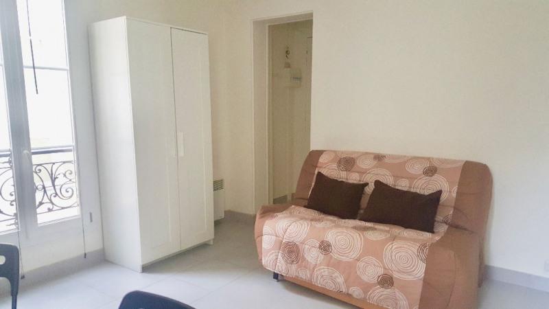 Rental apartment Paris 17ème 750€ CC - Picture 3
