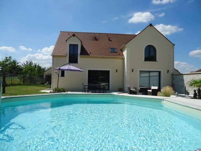 Sale house / villa Lesigny 515000€ - Picture 1