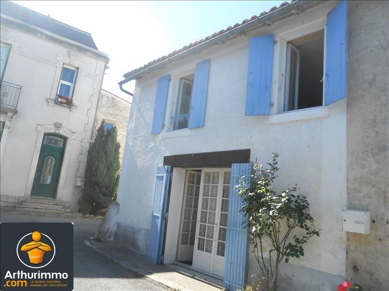Sale house / villa Aulnay 49050€ - Picture 2