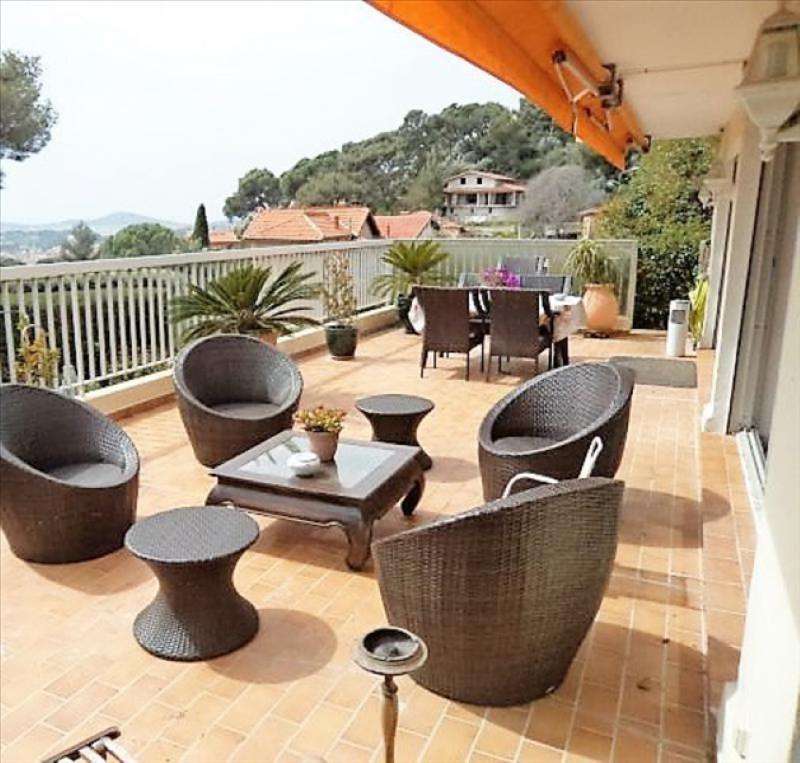 Deluxe sale apartment Toulon 724000€ - Picture 1