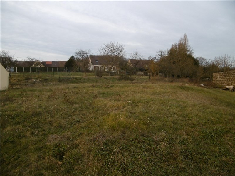 Vente terrain Villers cotterets 77 000€ - Photo 1