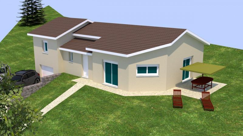 Maison  4 pièces + Terrain 600 m² Meximieux par SARL ATEC-F.MONIER