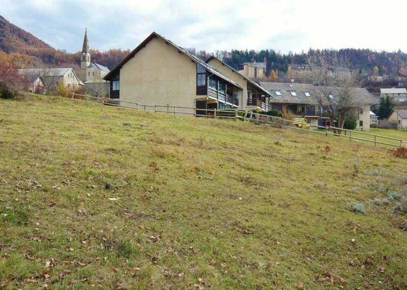 Vente terrain St leger les melezes 115000€ - Photo 1