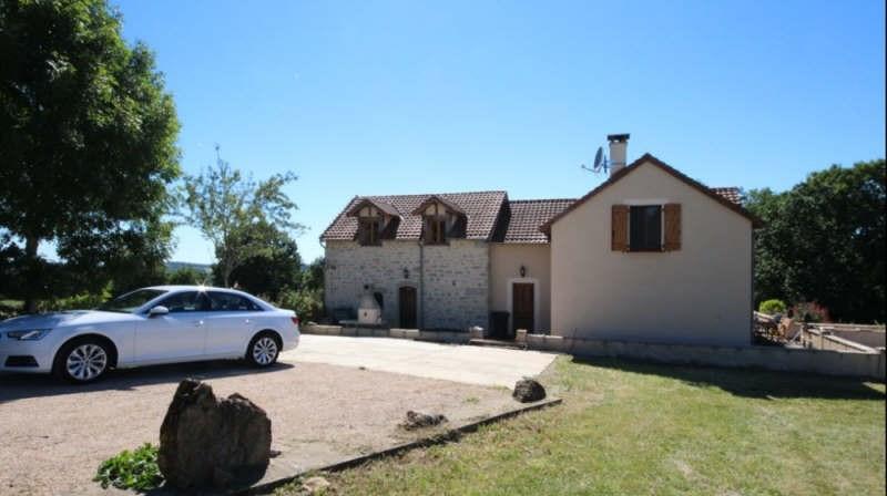 Deluxe sale house / villa Puylagarde 225000€ - Picture 1