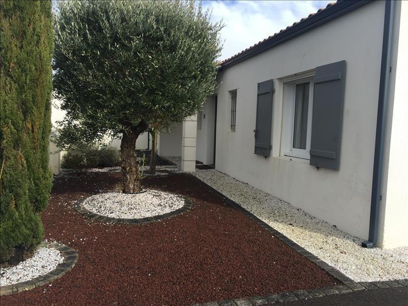 Sale house / villa Jard sur mer 278720€ - Picture 3