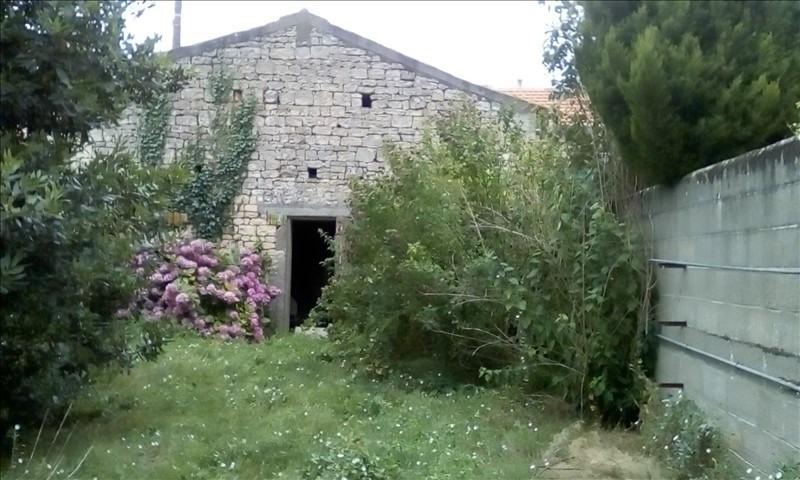 Vente maison / villa Fontenay le comte 49500€ - Photo 5