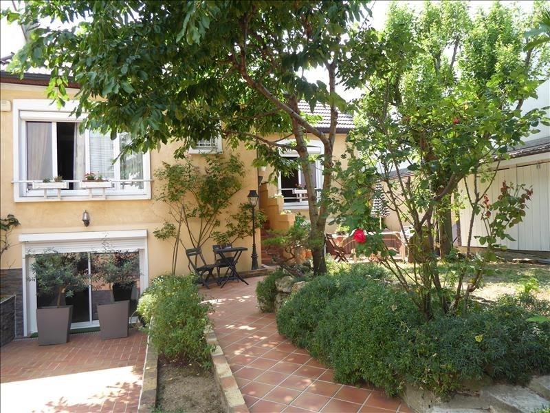 Sale house / villa Bourg la reine 748000€ - Picture 1