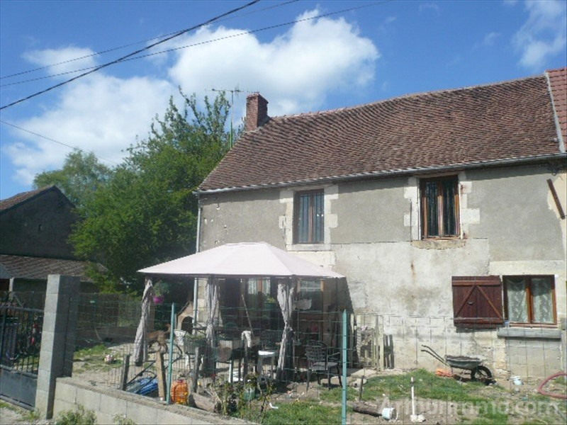 Sale house / villa Herry 80000€ - Picture 1