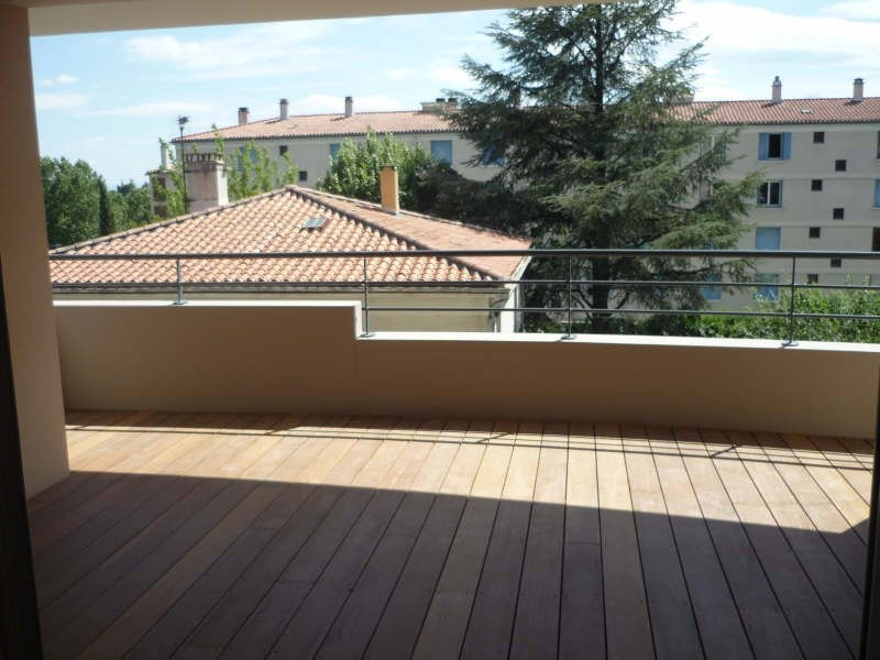 Rental apartment Manosque 1 150€ CC - Picture 1