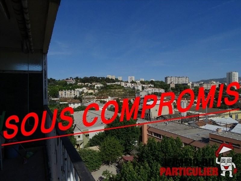 Vente appartement Marseille 14 50000€ - Photo 1