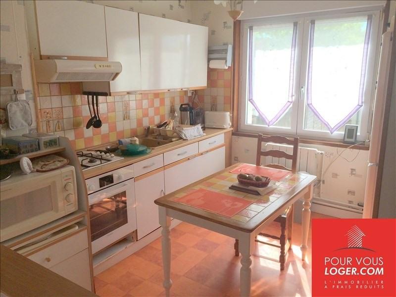 Sale apartment Le portel 95000€ - Picture 4
