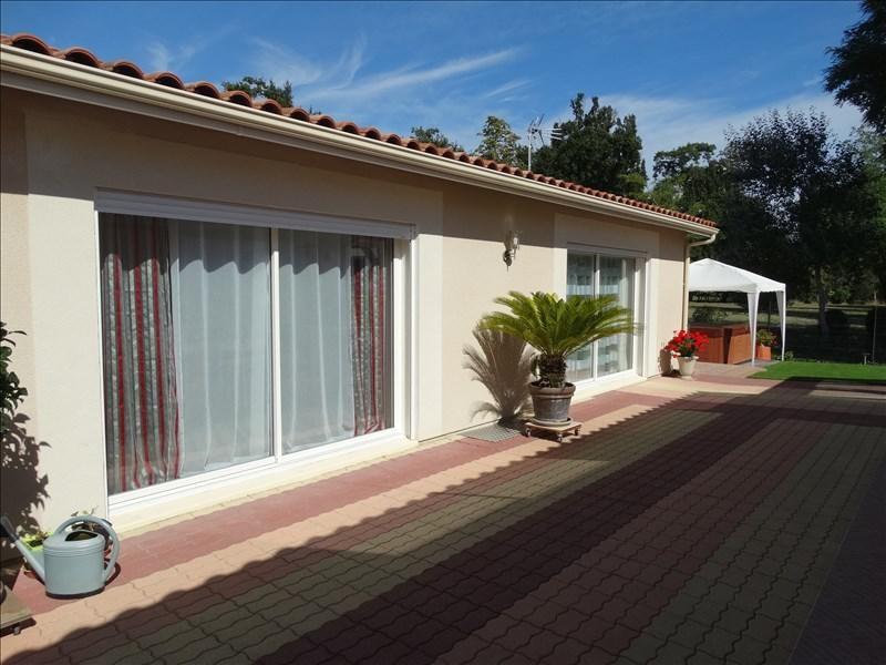 Vente maison / villa Margaux 387000€ - Photo 8